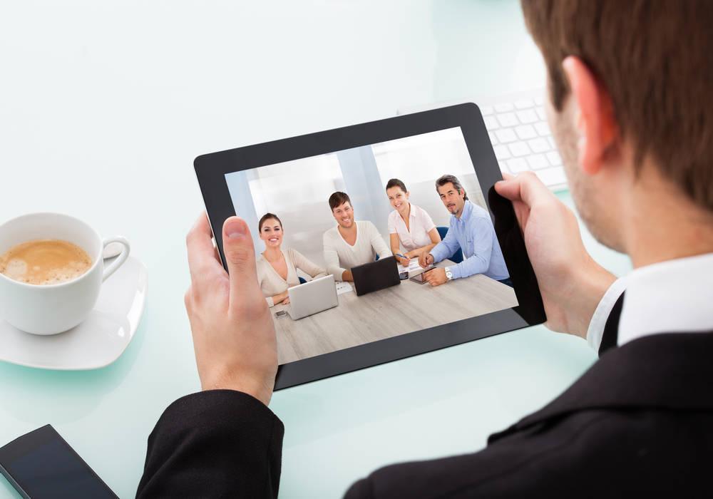Online dating job interview